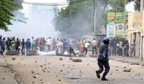 Gli scontri di ieri, domenica 20 agosto tra polizia e dimostranti a Lomé, la capitale del Togo