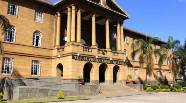 La sede della Corte Suprema keniota a Nairobi