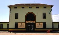 Il carcere di massima sicurezza di Shimo la Tewa in cui è rinchiuso il giardiniere Lewis