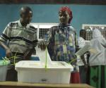 Seggio elettorale in Kenya