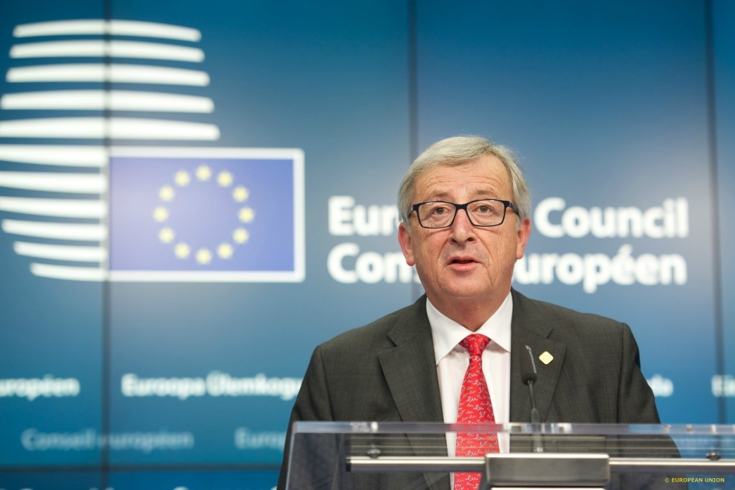 Jean-Claude Junker, presidente della Commissione Europea