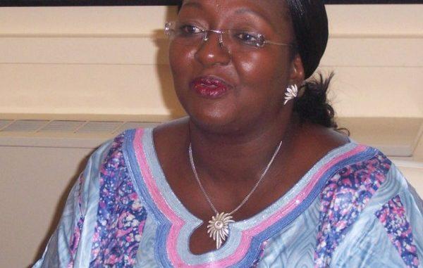 Sia Koroma, la first-lady della Sierra Leone