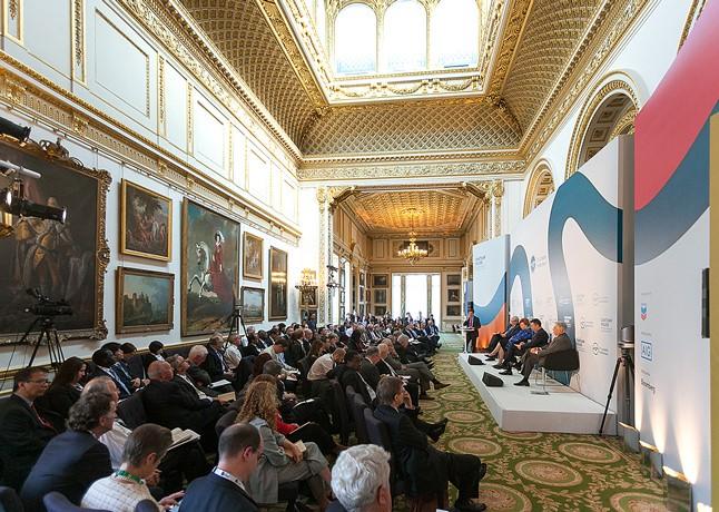 La Chatam House di Londra dove Raila Odinga terrà il suo discorso