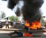 I disordini di ieri a Kisumu