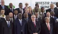 Vertice UA-UE ad Abidjan, Costa d'Avorio