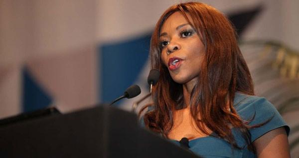 L'economista-scrittrice Dambisa Moyo