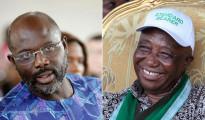 Weah e Bokai, i due sfidanti al ballottaggio in Liberia