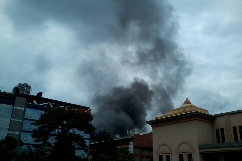 Westgate e fumo