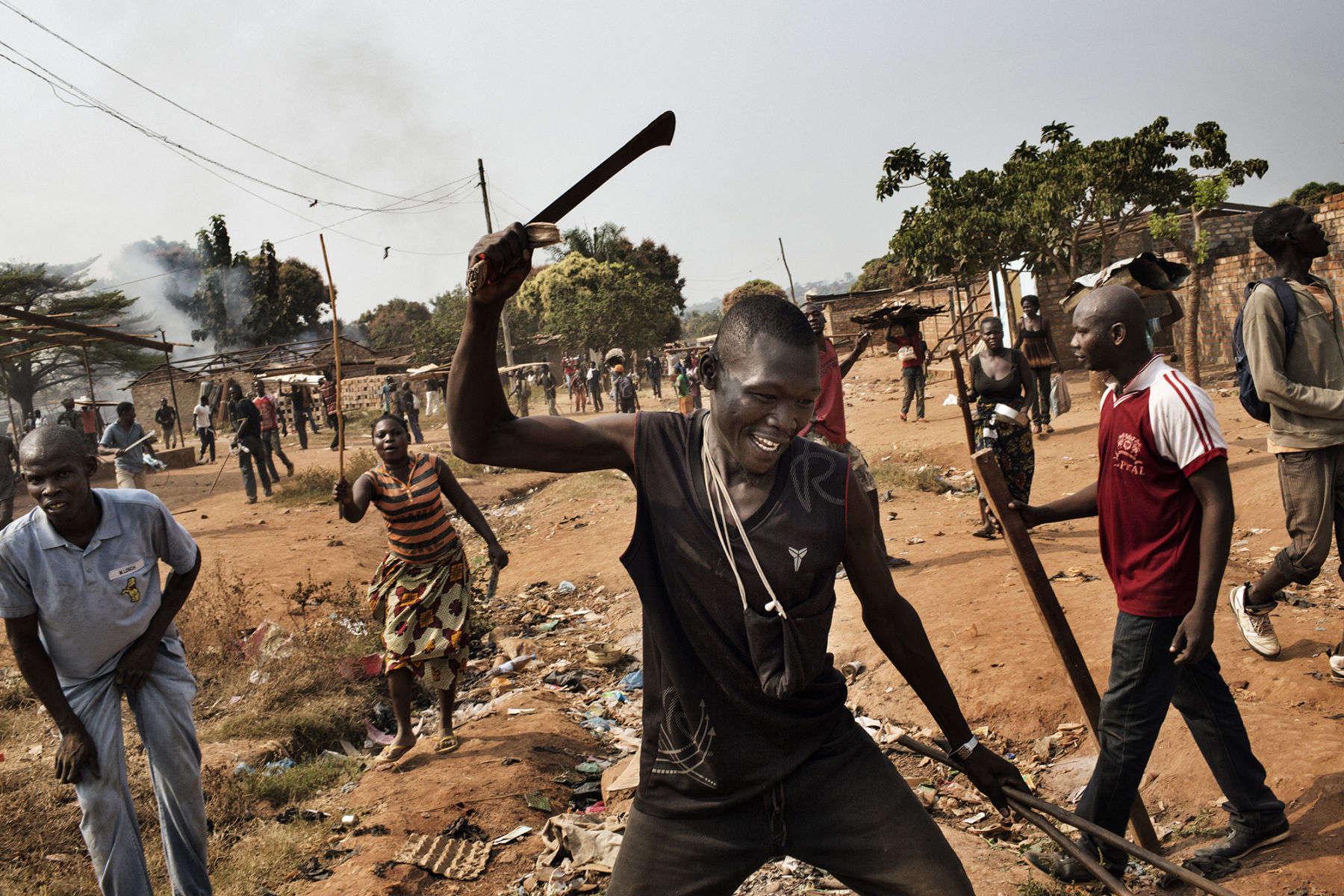 Regna Il Terrore In Centrafrica Le Bande Armate