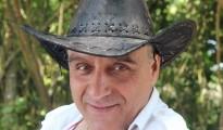 Roberto Berardi con cappello