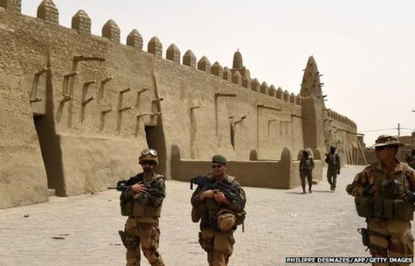 Timbuctu, Mali