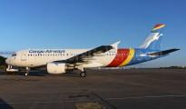 Congo Airways A320-200 9Q-CLU (15)(Grd) DUB (PQN)(46)-M