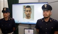 Poliziotti e Abdelmajid Touid