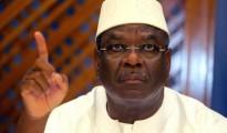 Il presidente mariano Ibrahim Boubacar Keita