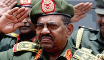 Il presidente del Sudan, Omar al-Bashir