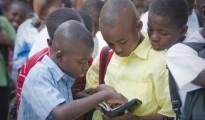 studenti nello Swaziland