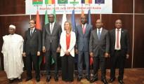 G% Sagel con la partecipazione di Federica Mogherini Alto rappresentante dell'Unione per gli affari esteri e la politica di sicurezza