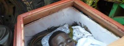 Mbone Christian Nakulire, pigmeo Barwa di 17 anni assassinato dai guardaparco finanziati da WCS e WWF (courtesy © Survival International)