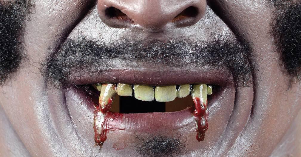 Paura dei vampiri in Mozambico