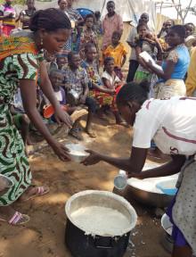 Profughi del Congo-K in Zambia