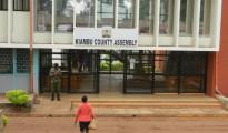 Kiambu, sede del Governatorato di Contea