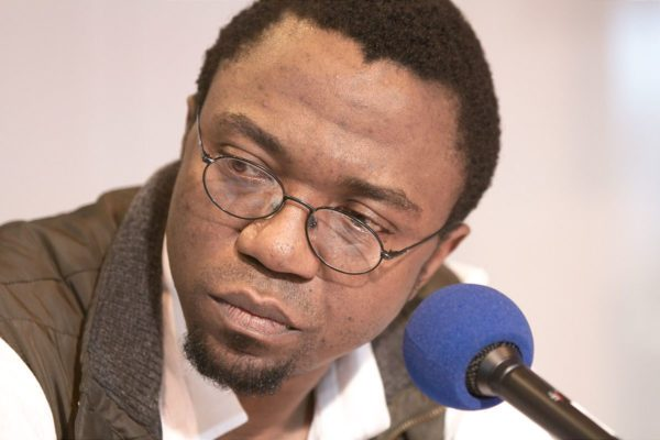 Patrice Nganang, scrittoe/giornalista arrestato in Camerun