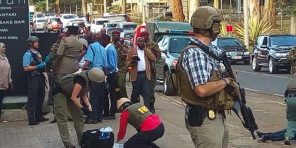 Agenti dell'FBI all'azione in Kenya (foto d'archivio)
