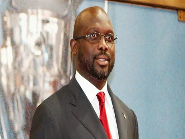 Geroge Weah, il nuovo presidente della Liberia