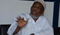 Il Segretario Generale del Supremo Consiglio Islamico del Kenya, Sceicco Mohamed Khalifa
