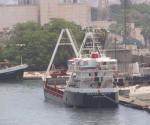 La nave cargo Marianne Danica