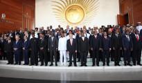 Trentesimo vertice dell'Unione africana ad Addis Ababa, capitale dell'Etiopia