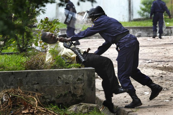 Violenze sui cittadini in Congo-K