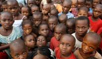 bambini e giovanissimi africani