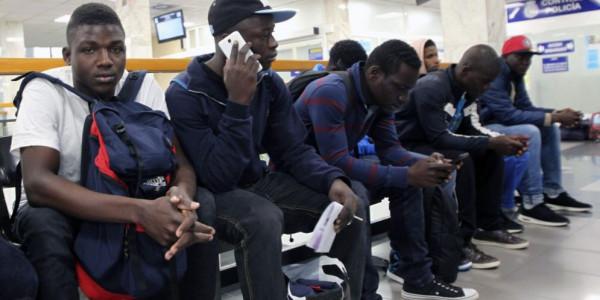 Nigeriani in Italia