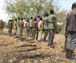 Bambini soldato liberati in Sud Sudan