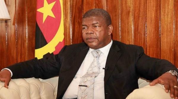 João Lourenço, presidente dell'Angola