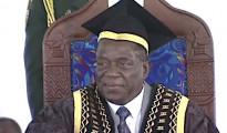 Emmerson Mnangagwa, presidente dello Zimbabwe