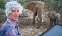 L'investigatore conservazionista Esmond Bradley Martin