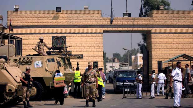 Prigione di Tora, Cairo, Egitto