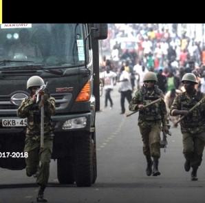 Amnesty International Rapporto 2017-2018