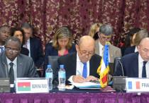 Vertice a Niamey, Niger, 16 marzo 2018