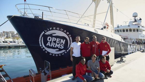 Nave della ONG spagnola sequestrata a Pozzallo