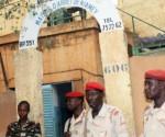 Prigione civile di Niamey,  capitale del Niger