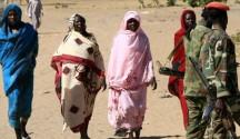 Donne nel Darfur, Sudan