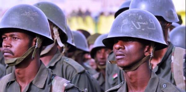Reclutamento di giovani nel Darfur per la guerra nello Yemen
