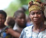 Un gruppo di donne congolesi