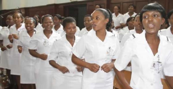 Sciopero infermiere nello Zimbabwe