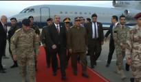 Khalīfa Belqāsim Haftar al suo ritorno in Libia