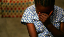 Una bambina abusata dal padre in Kenya