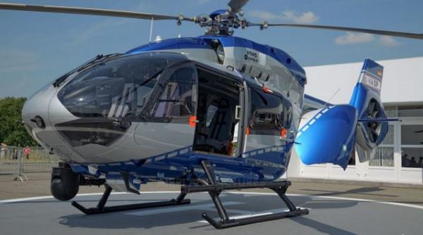 Il sofisticato Chopper Airbus H145 acquistato da William Ruto